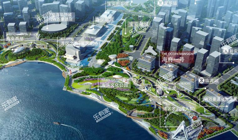 海府生态大厦实景图3