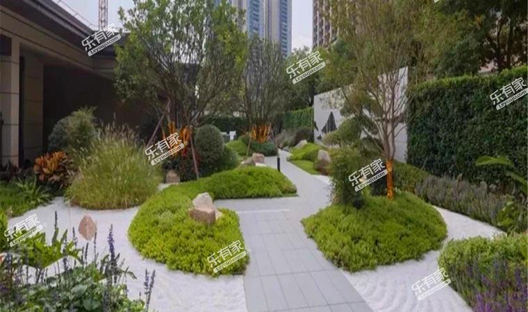景商领峰花园实景图6