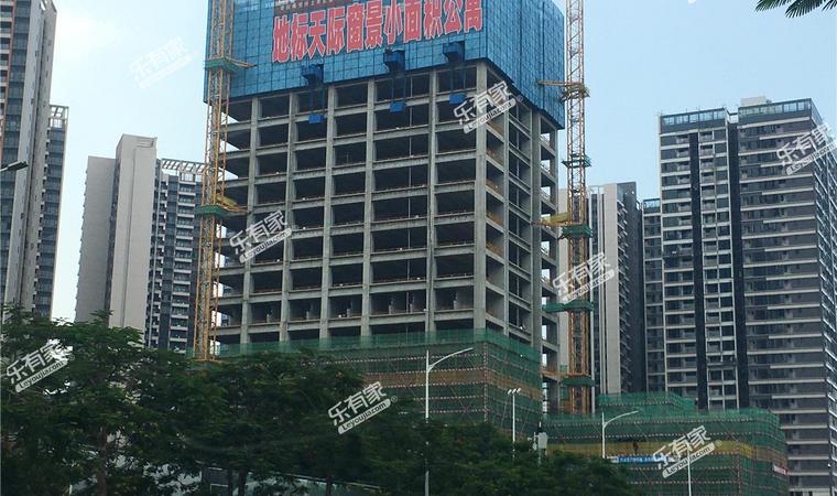 佳兆业时代大厦64
