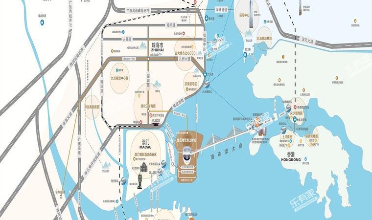 港珠澳合作创新(珠海)中心其它3