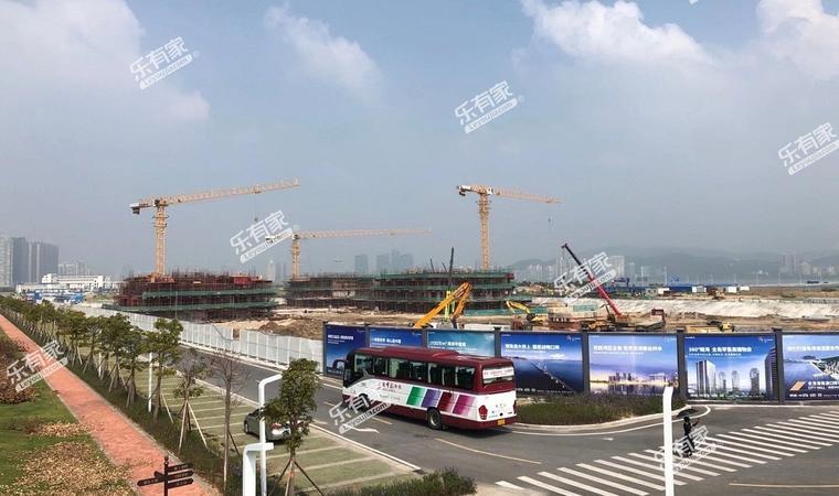 港珠澳合作创新(珠海)中心实景图1