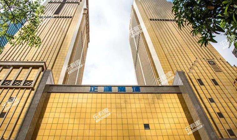 万科深南广场实景图3