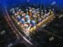 华强城市花园效果图3