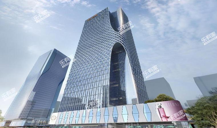 兆鑫·汇金广场效果图1