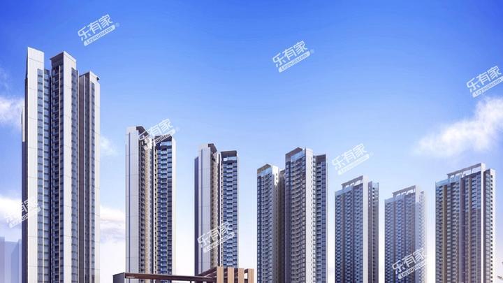 佳兆业未来城实景图