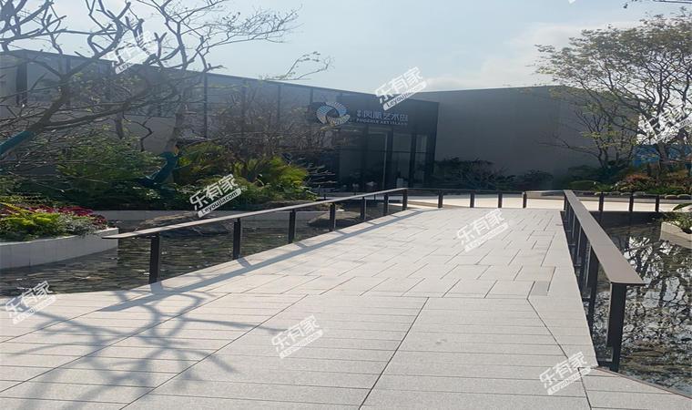 凤凰曦岸花园实景图4