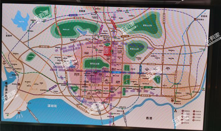 湾新公馆位置图1