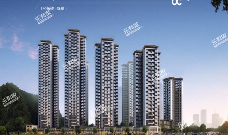 华侨城湖岸公馆12