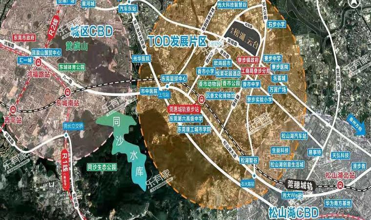 松湖云台实景图4