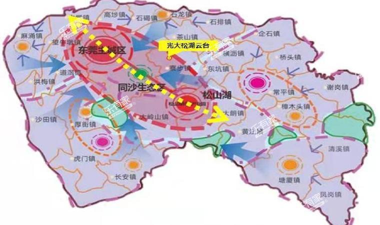 松湖云台实景图3