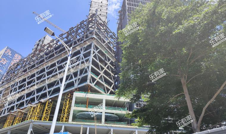 朗峻广场实景图1