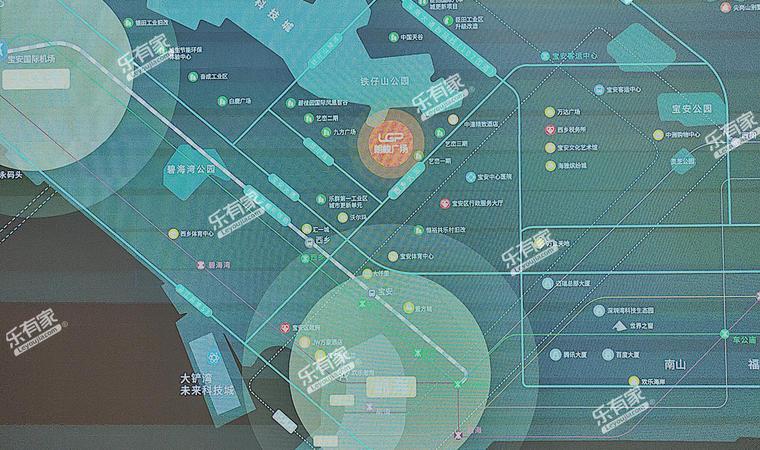 朗峻广场实景图8