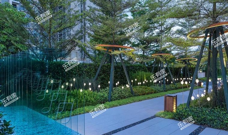 星盛花园实景图2