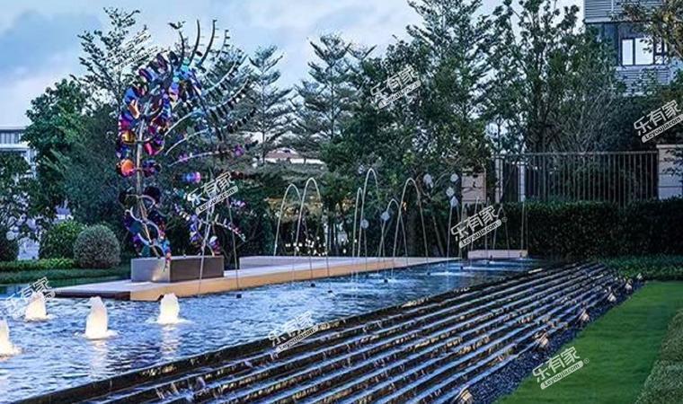 星盛花园实景图5