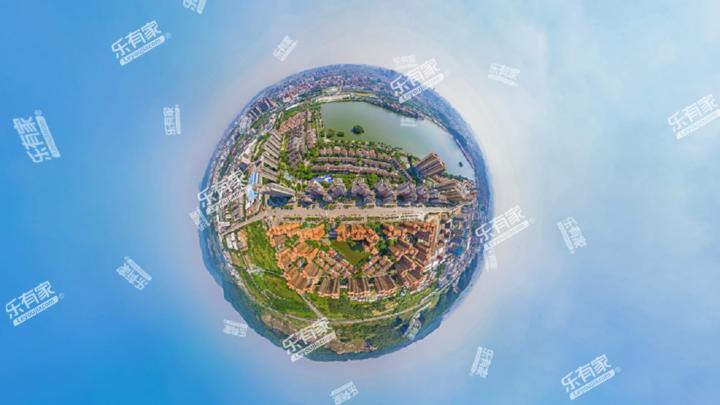 丰泰东海城堡航拍