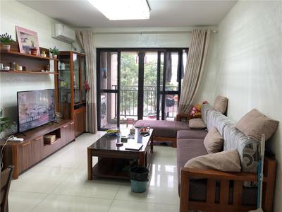 时代倾城二期东北向精装3室2厅87.26m²