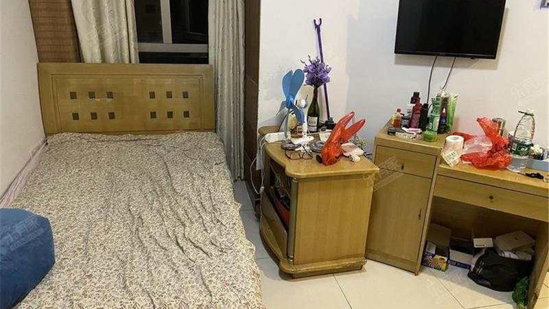 香缤城市花园1室1厅1卫21.63㎡