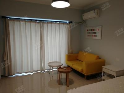 软件产业基地精装1房,带阳台,南外高新随时用-深圳软件产业基地二手房