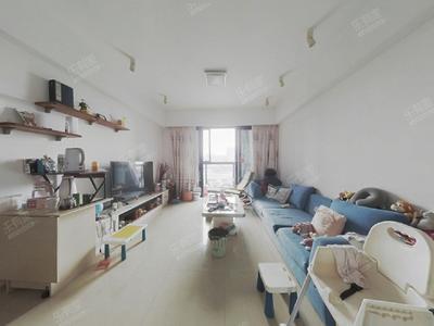 亚运城运动员村 2房2厅1卫 96㎡-广州亚运城运动员村二手房