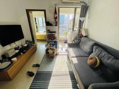 韵动家园精装一房一厅出租,近上沙地铁口-深圳韵动家园租房