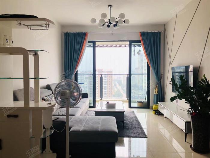 棕榈彩虹(一二期)客厅-1