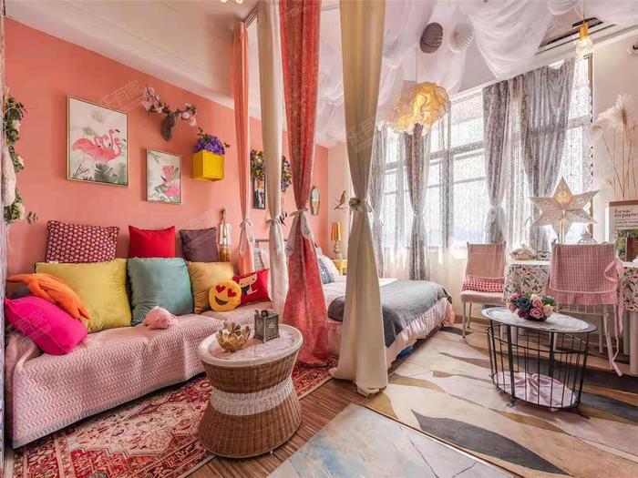 中珠水晶堡客厅-1
