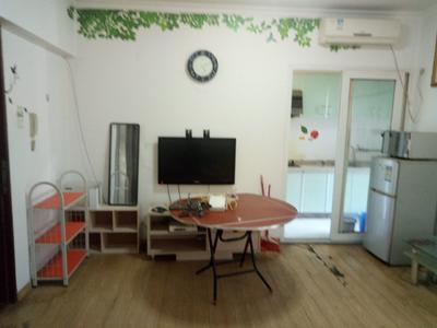 白金假日公寓,精装两房,靠近地铁,诚心出租