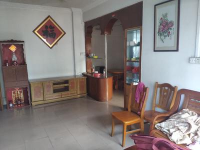 和平路精装大三房,家私家电齐全,可拎包入住-江门和平路租房
