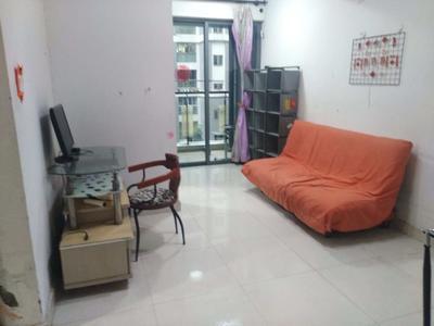 丹枫雅苑一室一厅出租,家私齐全,龙华地铁口附近-深圳丹枫雅苑租房