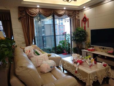 宏发嘉域精装4房,楼下地铁6号线200米,华润万家-深圳宏发嘉域二手房