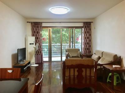 南北通透,看花园,居家舒适-深圳蔚蓝海岸三期租房