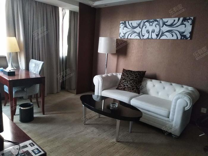 华鸿公寓酒店客厅-1