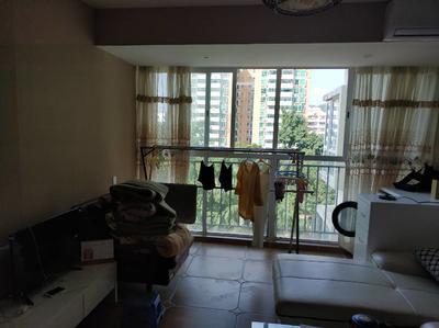 厅出阳台,家私齐全,拎包入住-深圳桐景花园租房