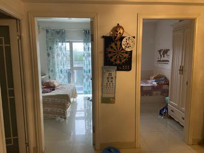 装修是很新的装修,房子保养得很好。我在实地看过,很不错的装修-深圳富通城三期租房