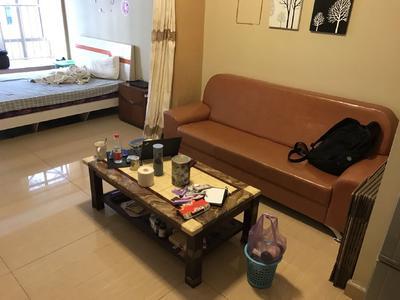 财富港精装一房,家私全齐,坪洲地铁口200米,交通方便-深圳财富港租房