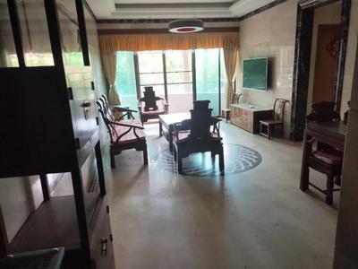 香港开发商奕翠园精装修大两房,室内保养好,看房方便,拎包入住-中山奕翠园一期租房