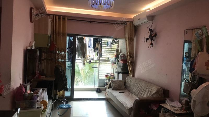 金地名津客厅-2