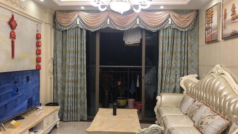 龙光水悦熙园客厅-2