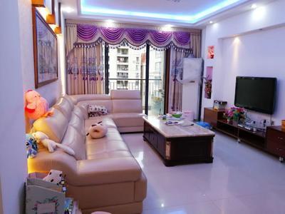 卢浮公馆精装修三室大房出租-惠州卢浮公馆租房