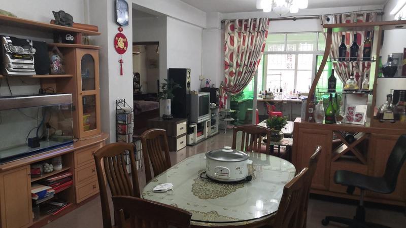 桂园西三路客厅-2