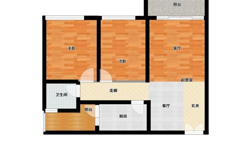 龙城国际户型图