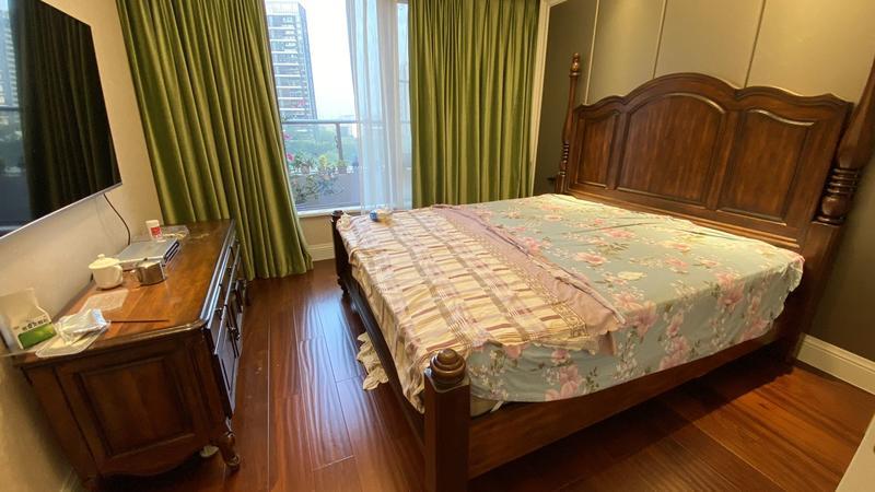 恒裕滨城二期,特殊楼层大阳台,看房方便