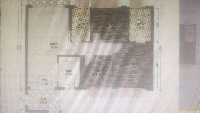宁海世纪城户型图