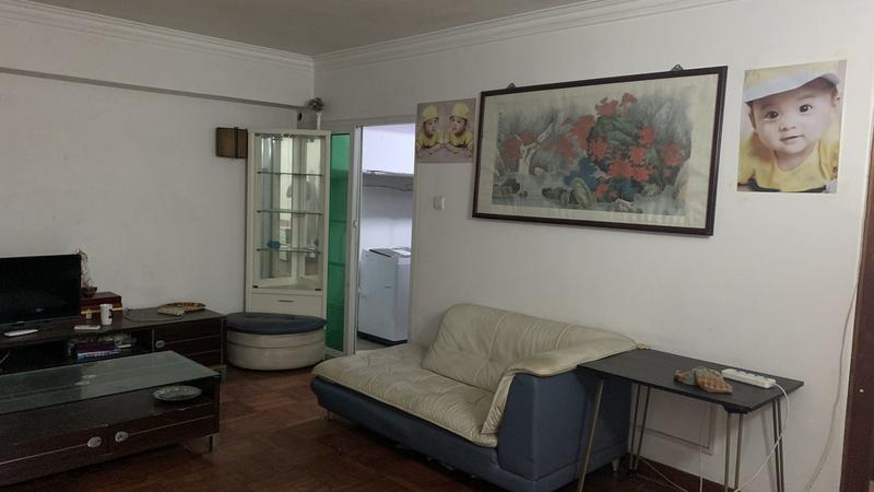 同乐大厦客厅-1