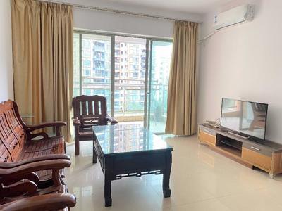 盈彩南向中高层3房2卫,干净整洁,舒适安逸-广州盈彩美居二期租房