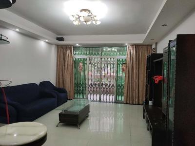 御濠花园楼梯房出租小区中间位置-中山御濠花园一期租房