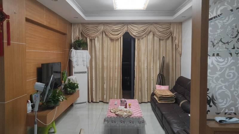 美林假日花园客厅-1