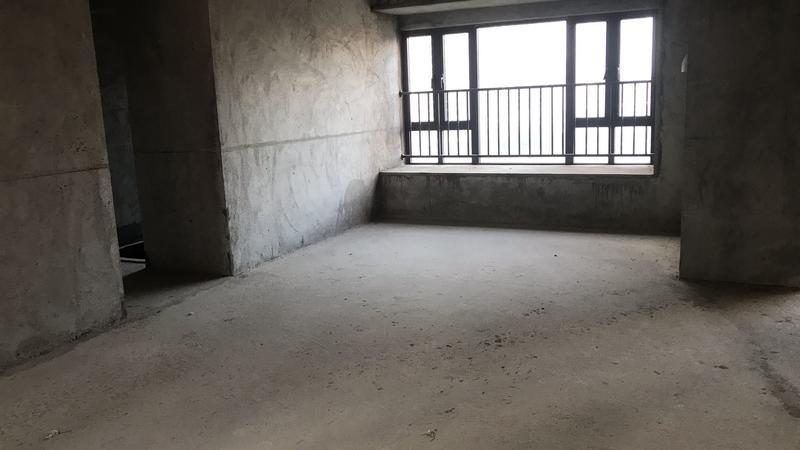 中信水岸城六期客厅-2