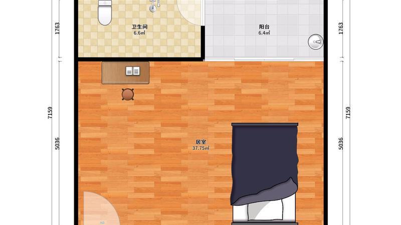 南旺小区户型图