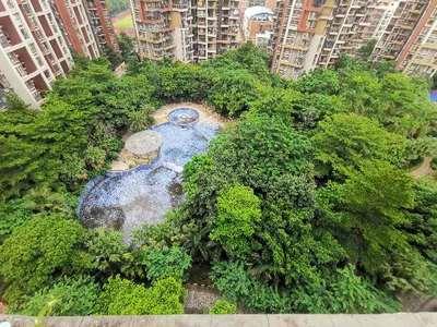中海阳光玫瑰园厅出阳台三房出租-深圳中海阳光玫瑰园租房